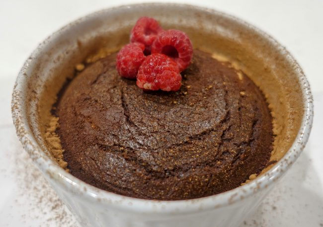 Molten Chocolate Lava Cake The Fitness Maverick