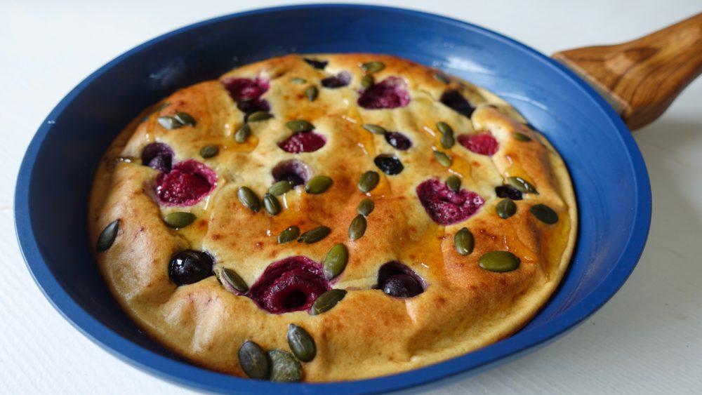 THE Maverick protein pancake recipe The Fitness Maverick