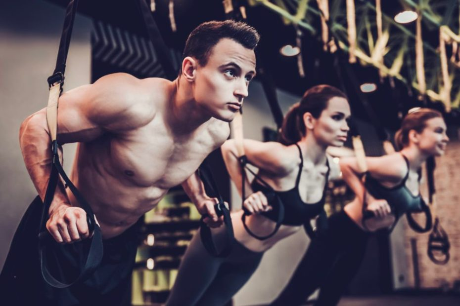 Suspension workout finishers to smoke your entire body The Fitness Maverick