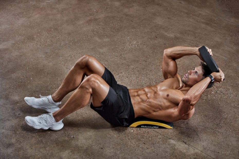 The best way to do ab crunches for six-pack abs The Fitness Maverick