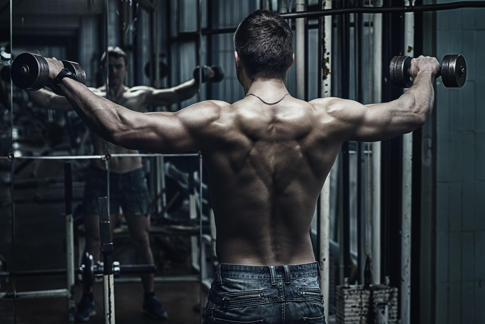 3 Innovative Exercises to Finish your Shoulder Workouts The Fitness Maverick