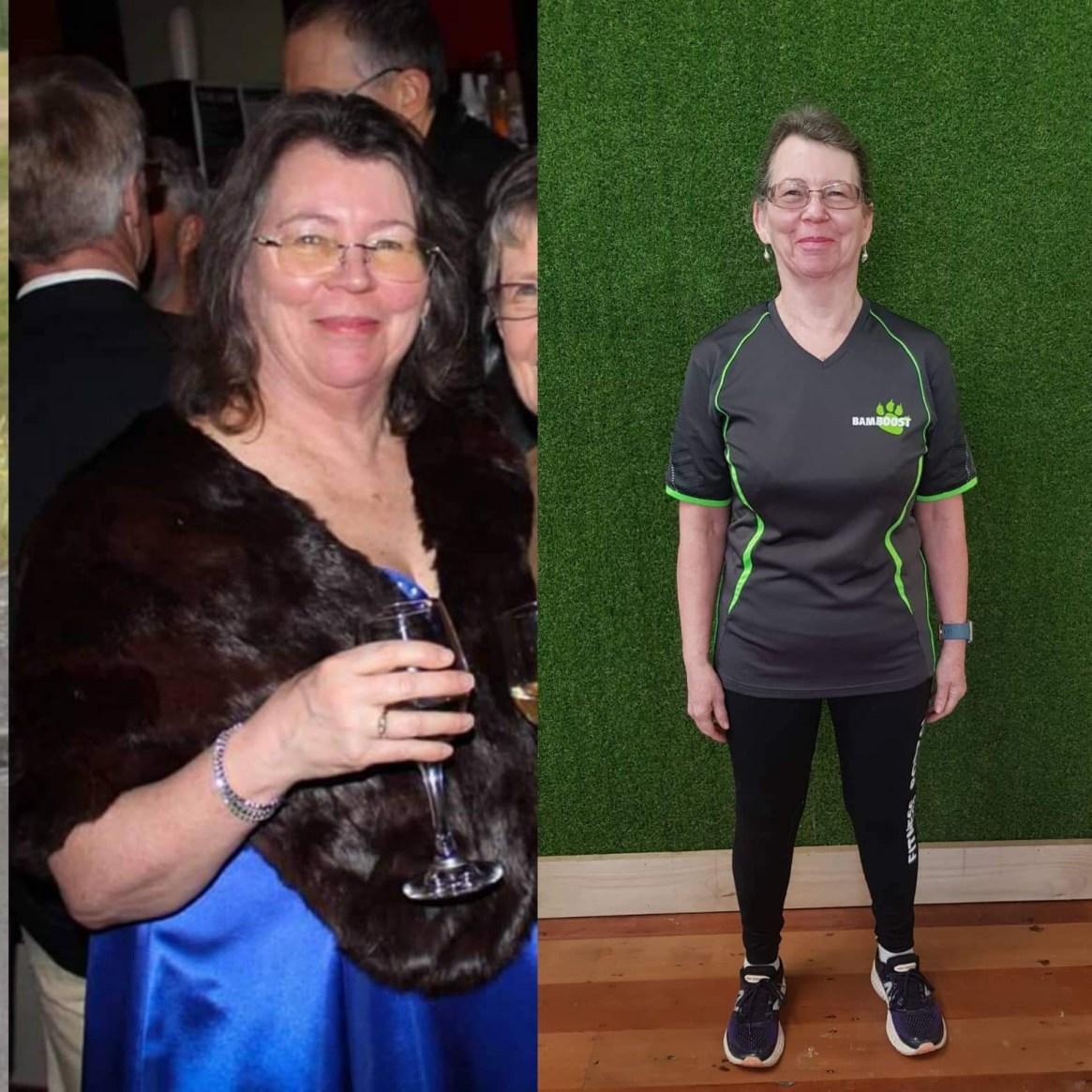 six week transformation