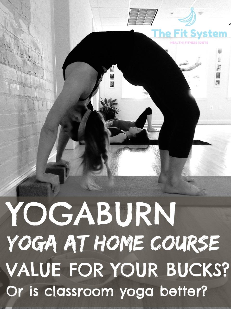 Yogaburn review