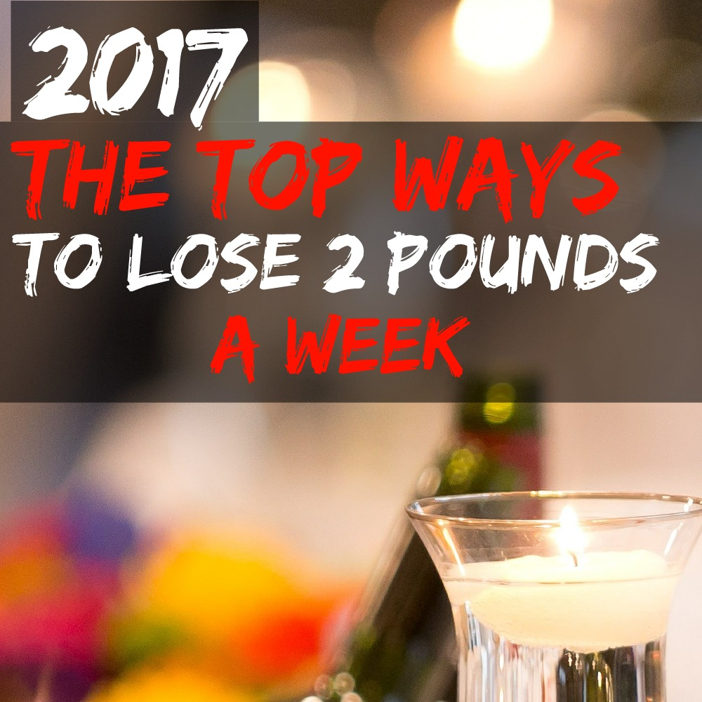 Lose 2 Pounds a Week