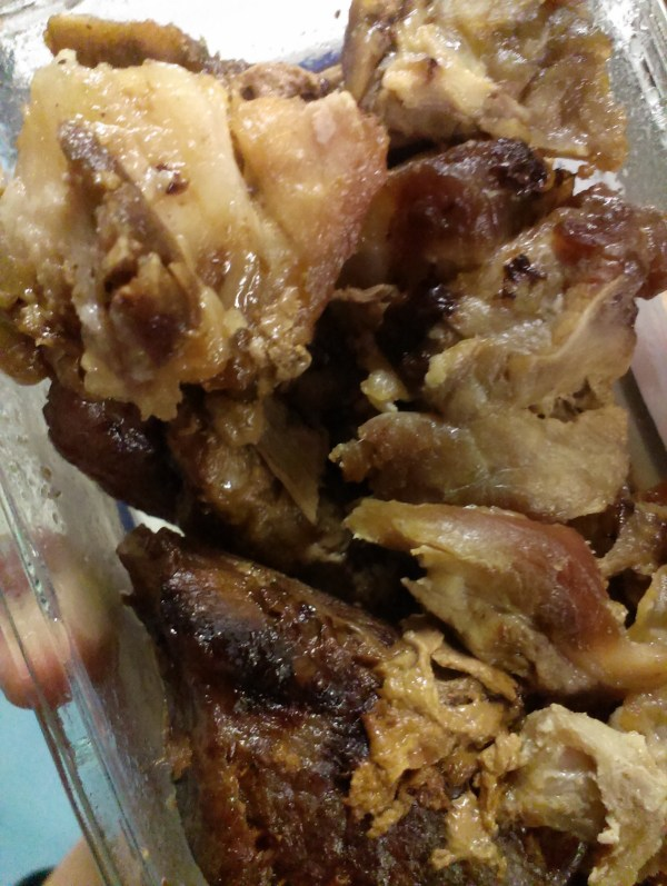 pork cartilage