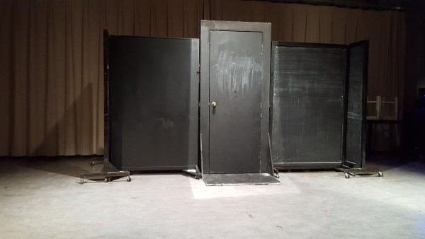 theatre show black door