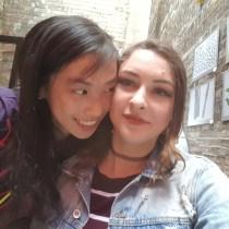 allison and i