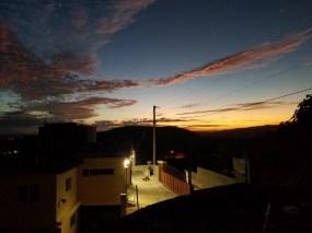 Sunset On Plantation Heights