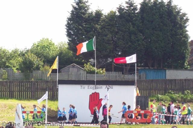 Ulster Feile (Fotografia di Salvatore di Noia)
