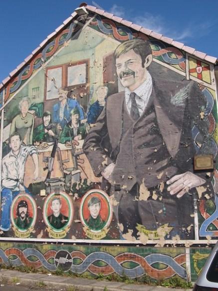 Belfast - Stone, Tolan, McGrillen and Kane - PIRA