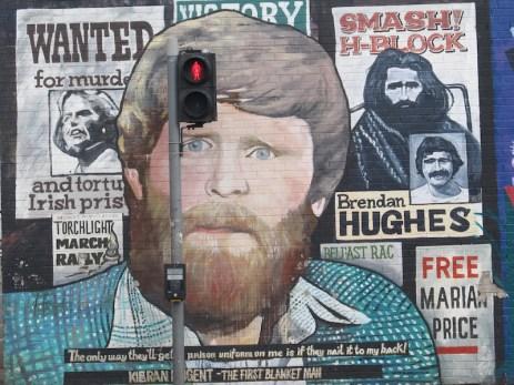 Belfast - Nugent the First Blanket men