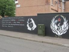 "Belfast - ""Mairead Farrell"""