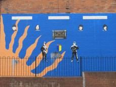 "Belfast - ""Fianna na Heireann memorial"""