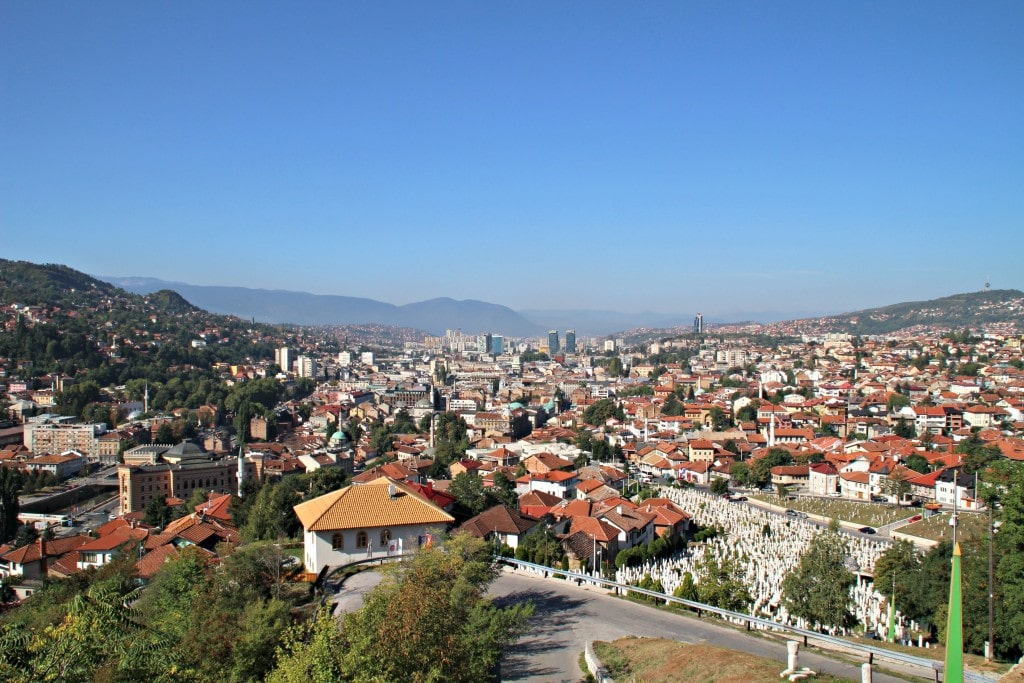 The Complete Sarajevo War Tour