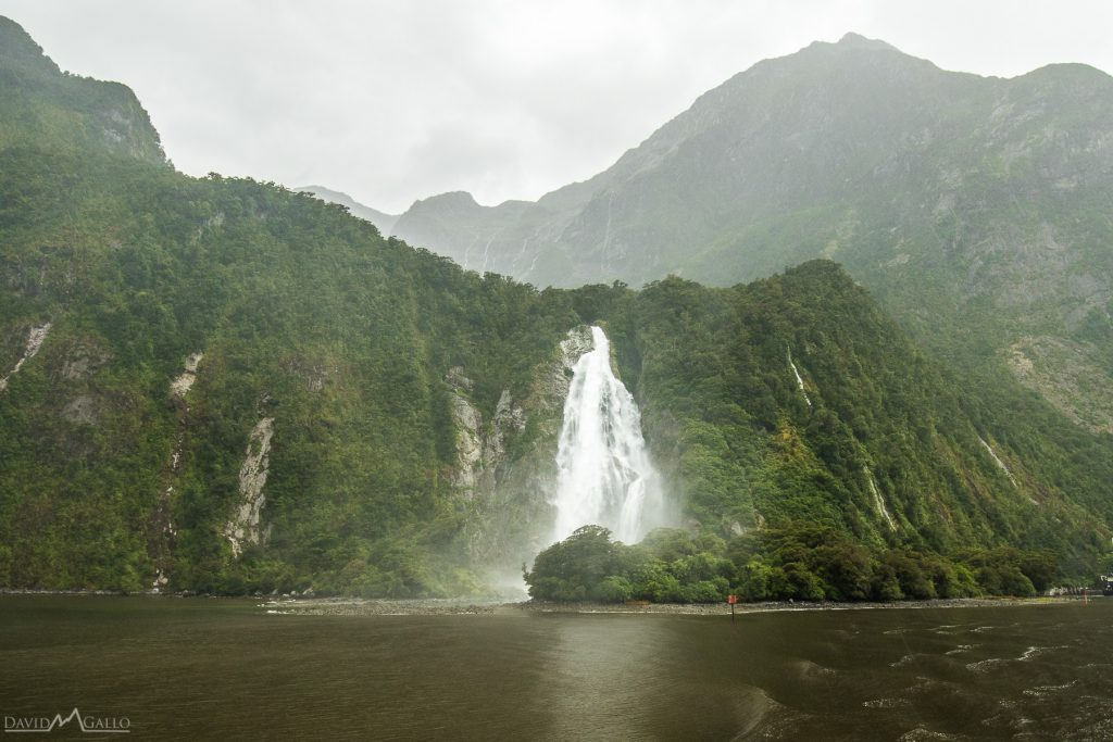 A cruise along Milford Sound with Southern Discoveries will give you an up close and personal view of one of the most beautiful places in the world. Read more at www.thefivefoottraveler.com