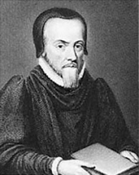 Richard Hooker, who understood where law comes from.