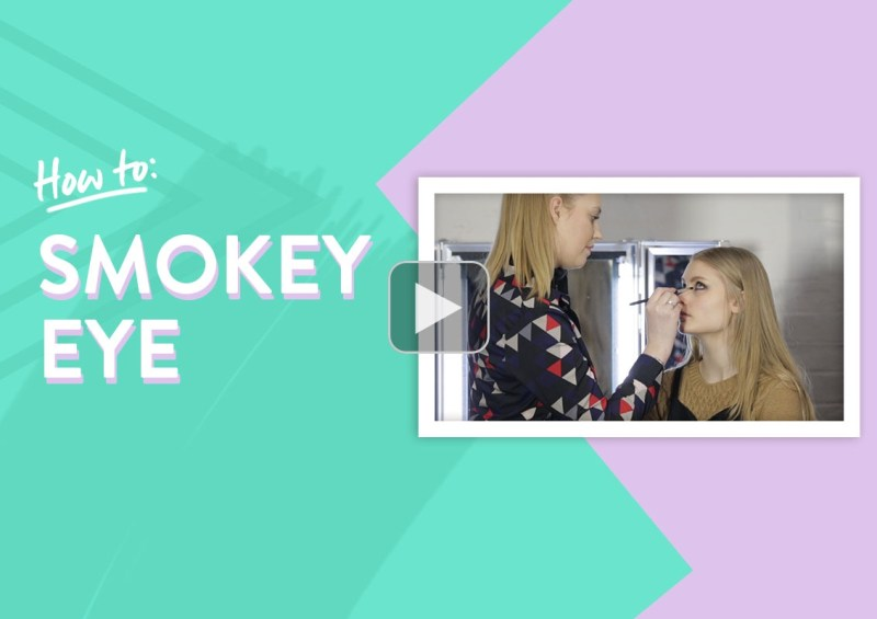 How-To | Smokey Eye