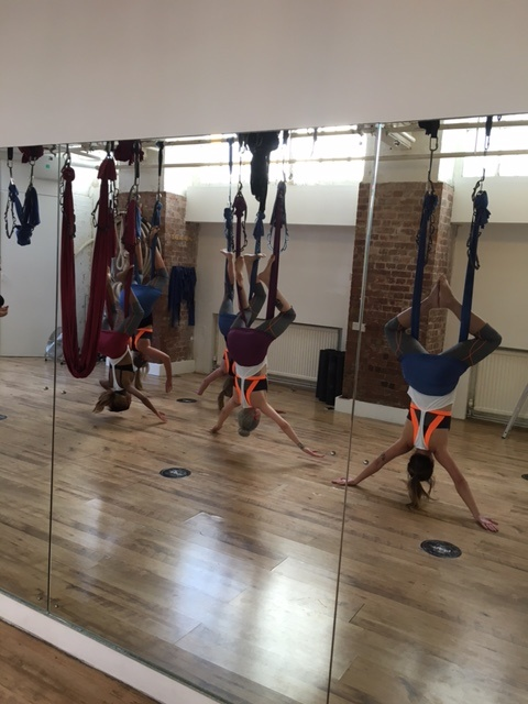Anti-gravity Yoga - Say What?!