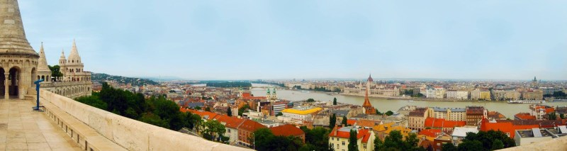 Summer In... Budapest