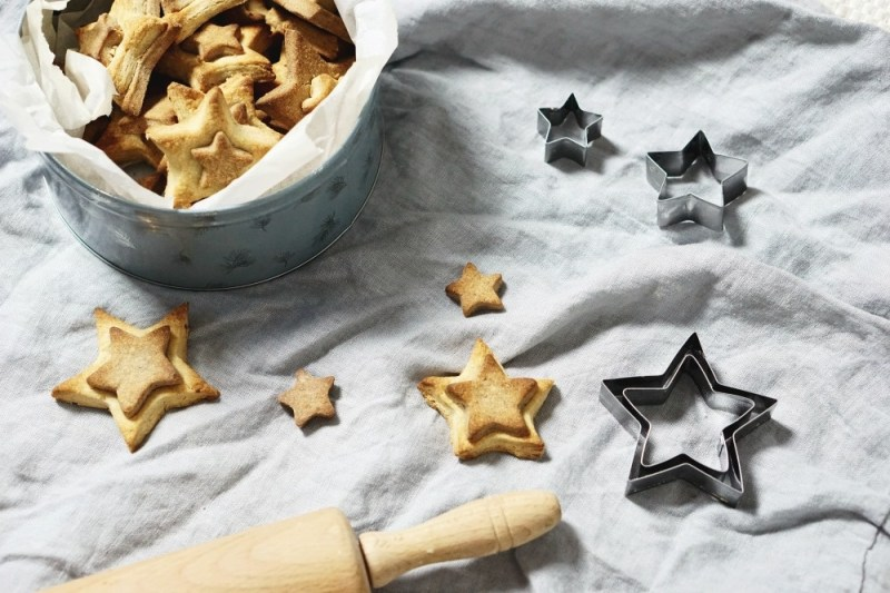 Recipe: Christmas Shortbreads