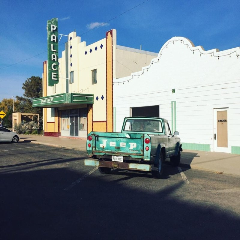 Off The Map | Marfa
