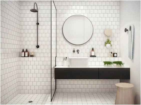 Bathrooms That'll Give You All The Inspo
