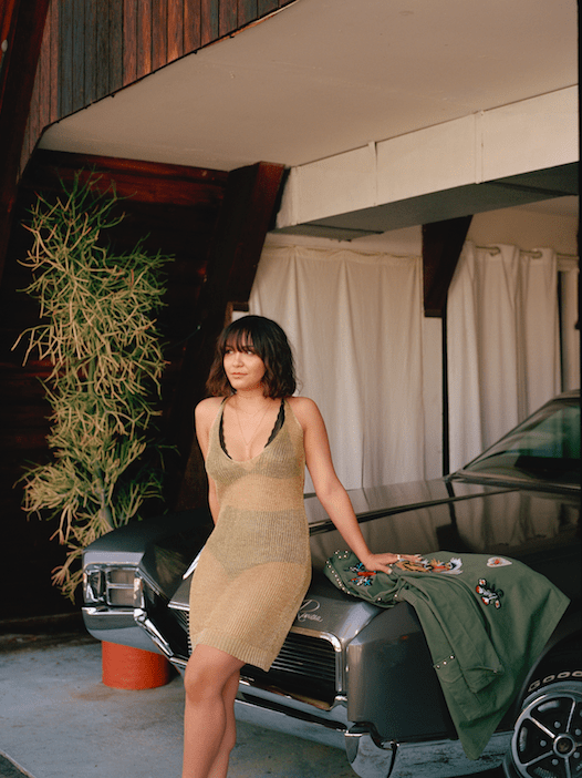 Stella Hudgens talks her boohoo.com collection, body confidence and best advice from sister Vanessa.
