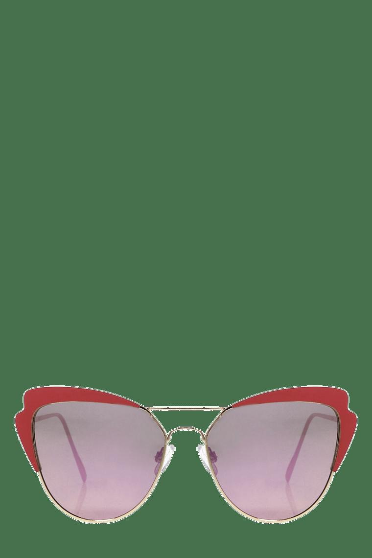 Millie Cat Eye Sunglasses >
