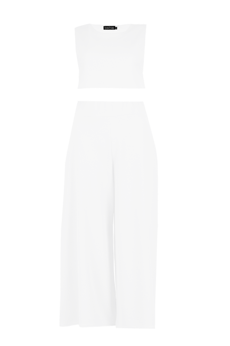 Sally Boxy Crop Co-Ord