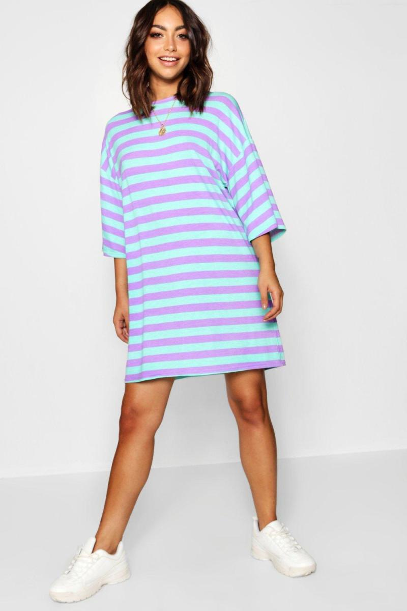 7c0040ba909 Dresses With Trainers  How To Nail The Trend With Boohoo