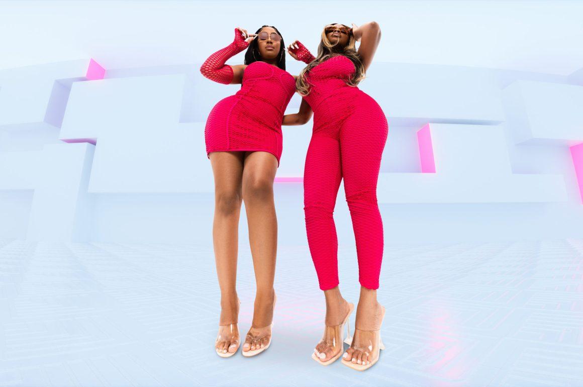 boohoo x City Girls Collection