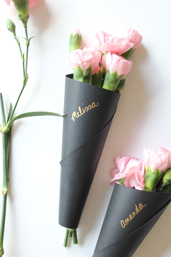 Miniature Floral Bouquets For Valentines Day The Flair