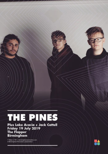 THE PINES + LAKE ACACIA + JACK CATTELL + AMY LOUISE ELLIS