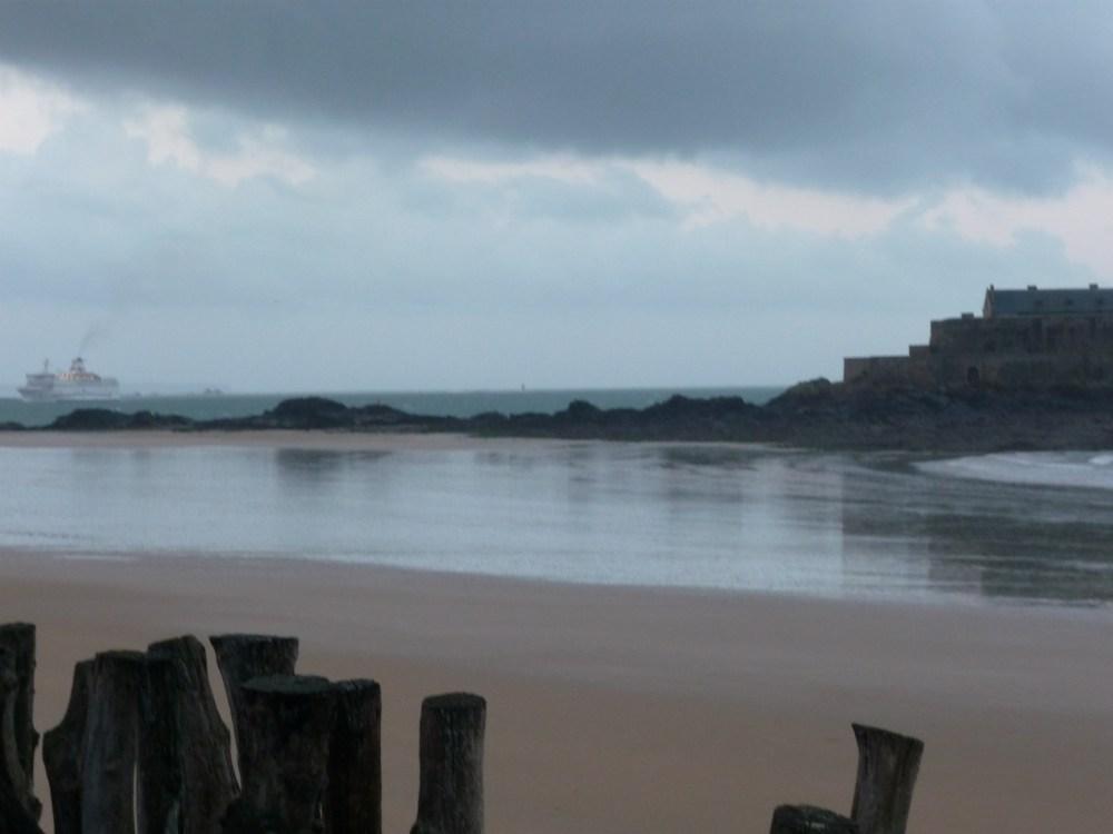 April revisted - St Malo (1/5)
