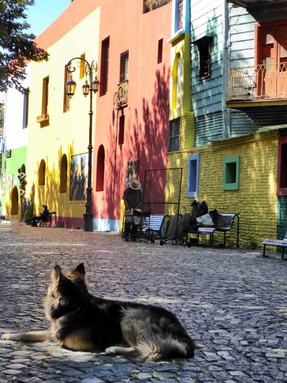 El Caminito La Boca Buenos Aires