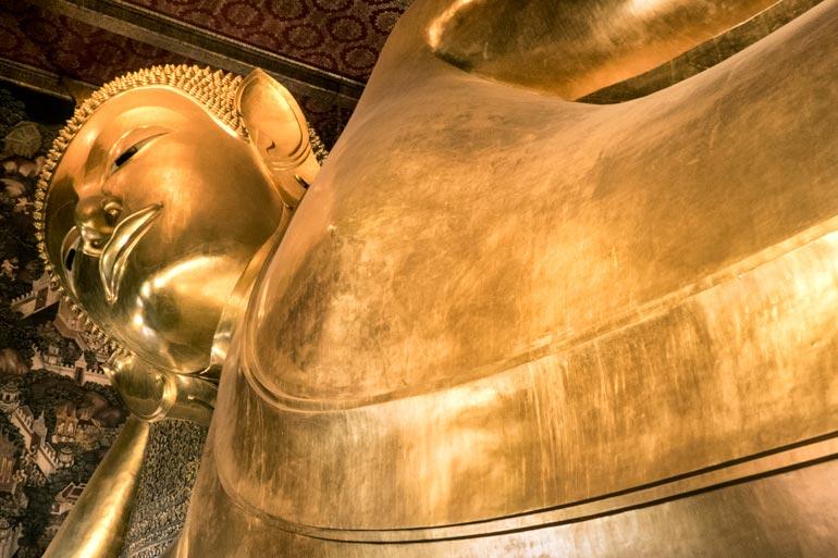Reclining Buddha of Wat Pho