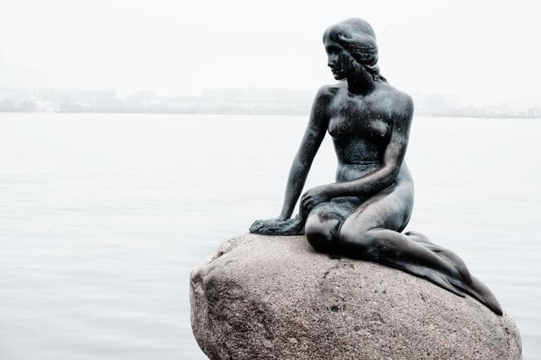 little-mermaid copenhagen