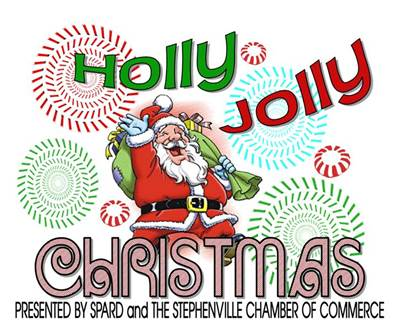 Holly Jolly graphic