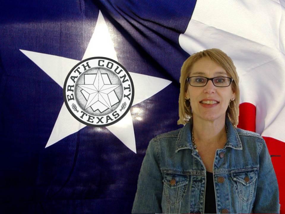 Erath County Clerk Gwinda Jones