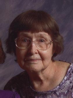 Clota Gwendolyn Burleson