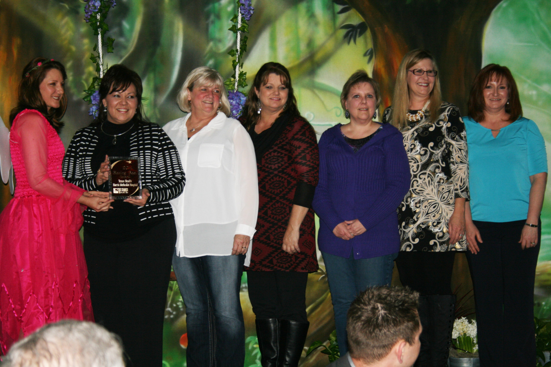 Blazing Boot Award winner - Texas Health Harris Methodist Hospital