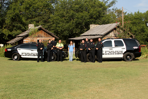 Stephenville Police