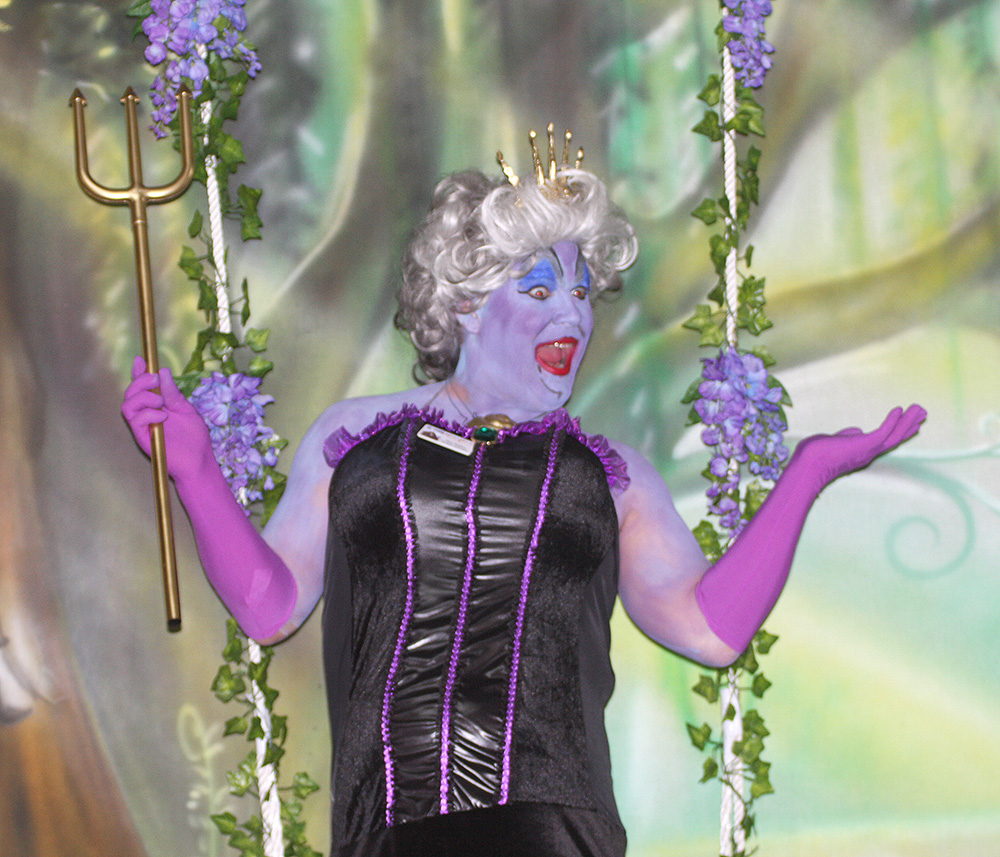 Costume Contest - Ursula