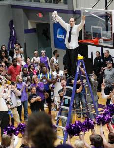 Tarleton head coach Lonn Reisman says there is still room available for his first summer camp June 29-July 1.. || RUSSELL HUFFMAN/TheFlashToday.com