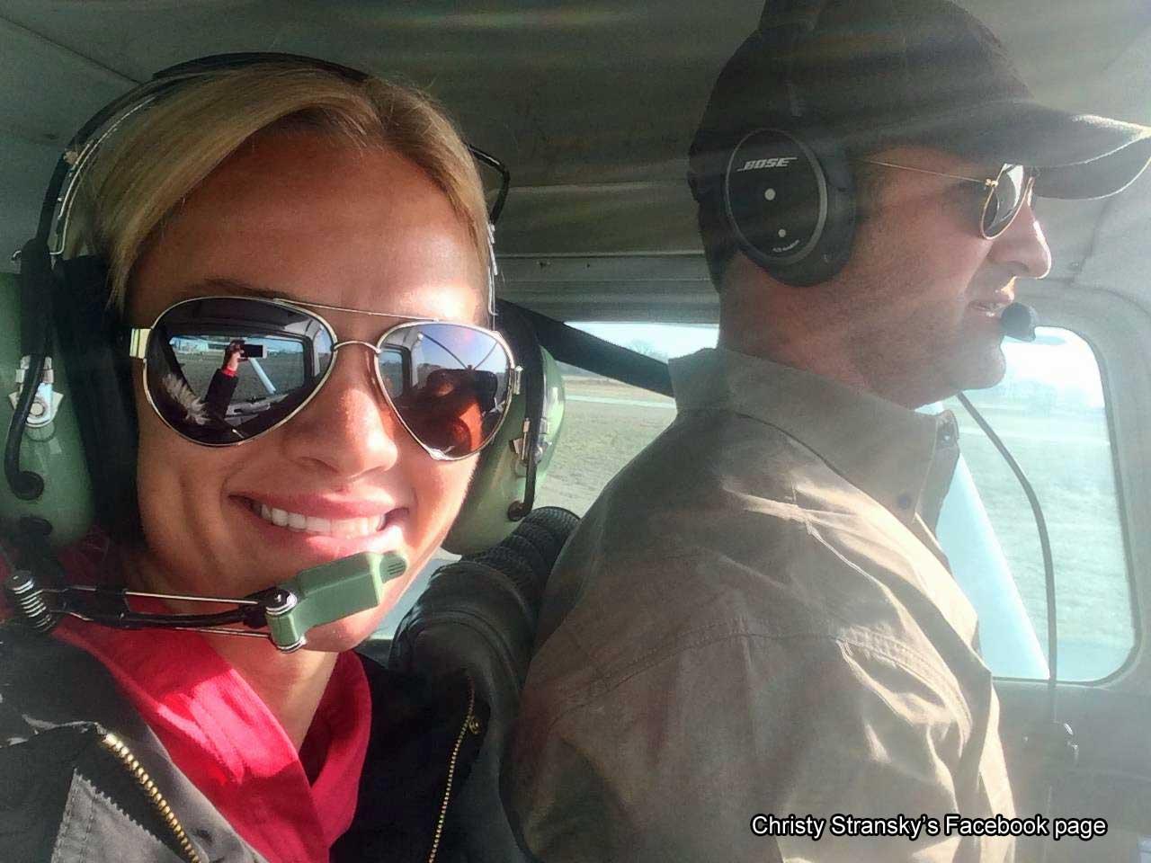 Christy Stransky and York Gill via Facebook