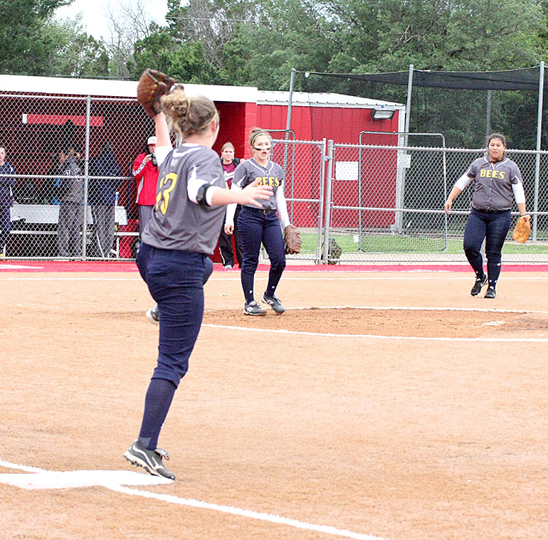Stephenville defeated Brownwood 4-2 in a District 6-4A seeding playoff on Tuesday, April 28, in Glen Rose. || BRAD KEITH/TheFlashToday.com