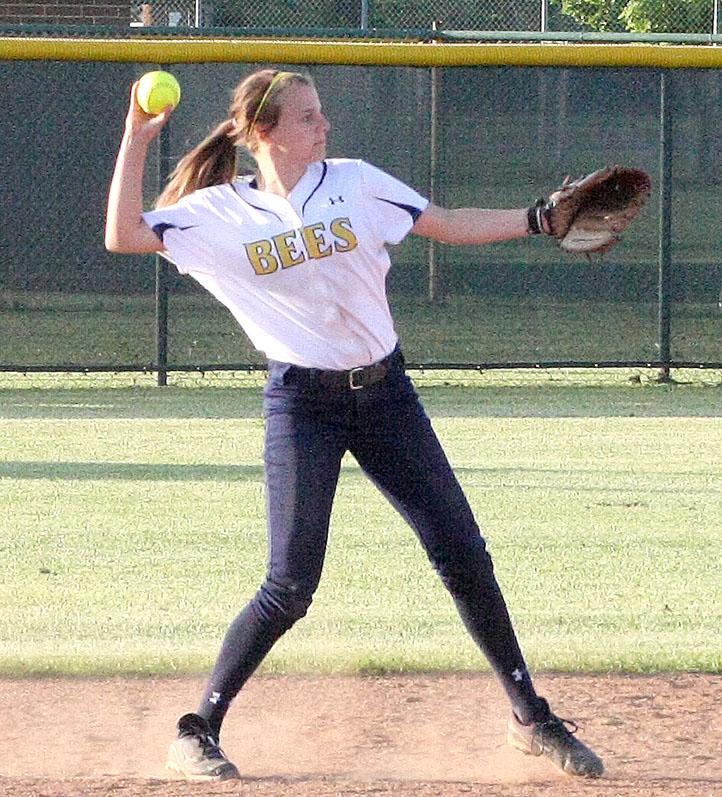 Kallie Smith throw