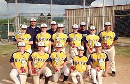 12U Stephenville Sox || Contributed