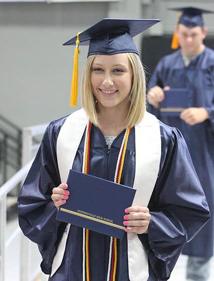 Stephenville graduation 15