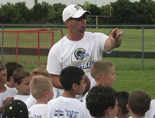 Cody Davis Camp 08